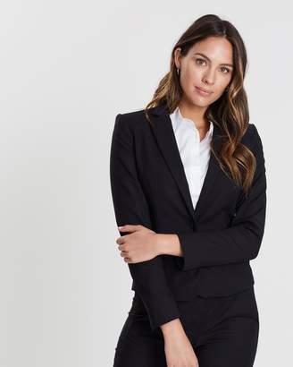 Mng Structured Blazer