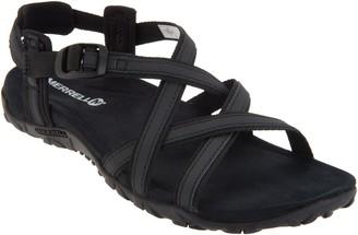Merrell Multi-Strap Sport Sandals - Terrain Ari Lattice