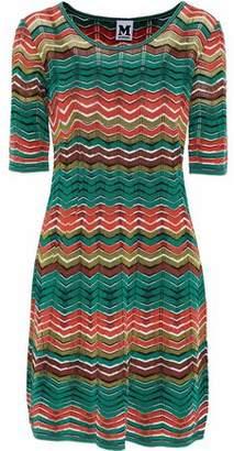 M Missoni Crochet-Knit Dress