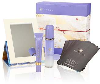 Tatcha Women's Limited Edition Ready For Glamour Set $190 thestylecure.com