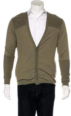 Porsche Design Knit V-Neck Sweater
