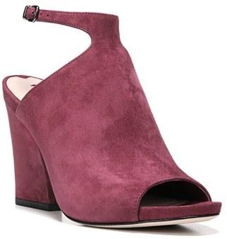 Women's Via Spiga 'Prim' Ankle Strap Sandal $195 thestylecure.com