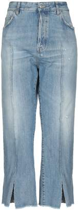 DEPARTMENT 5 Denim pants - Item 42711658EW