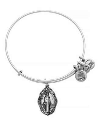 Alex and Ani Classics Collection Mother Mary Bangle