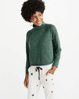 Abercrombie & Fitch Sweater-Knit Turtleneck