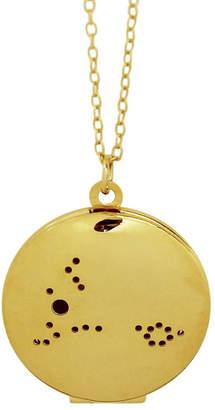 Julie Nolan Zodiac Constellation Locket Necklace