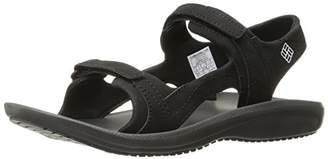 Columbia Women's Barraca Sunlight Multisport Outdoor Shoes, (Black/White 010), 42 EU