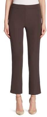 Armani Collezioni Slim Techno Cady Pants