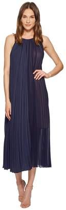 Escada Sport Dicantar Tiered Sleeveless Dress Women's Dress