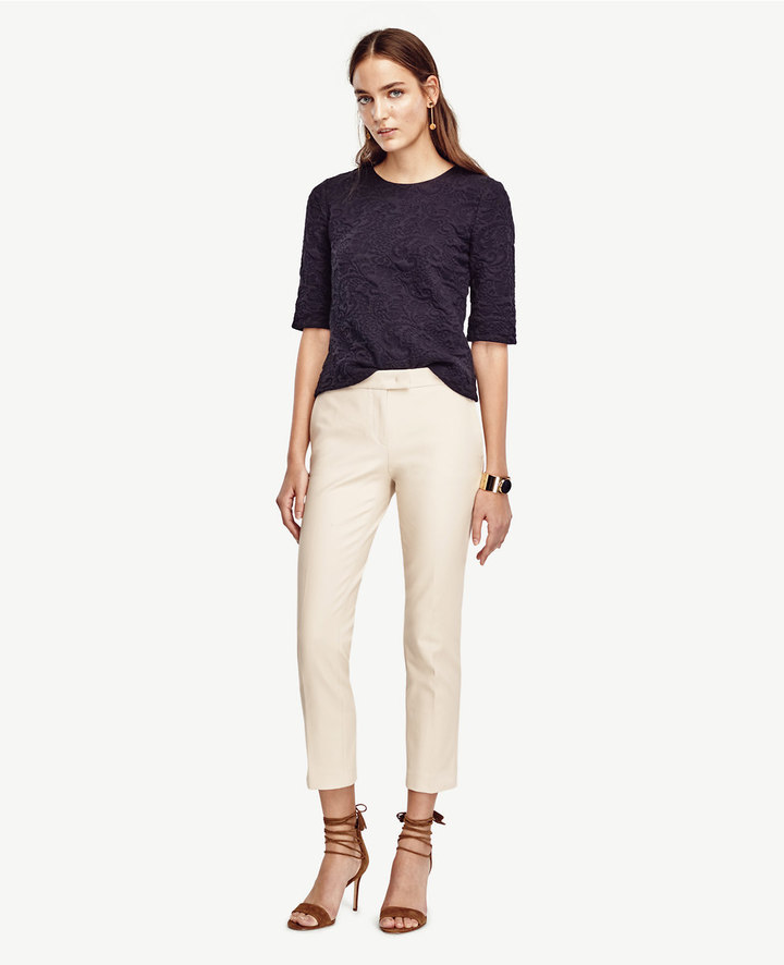 Ann Taylor The Petite Ankle Pant - Devin Fit