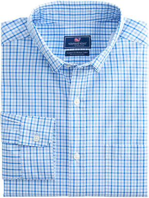 Vineyard Vines Watcha Club Check Classic Murray Shirt
