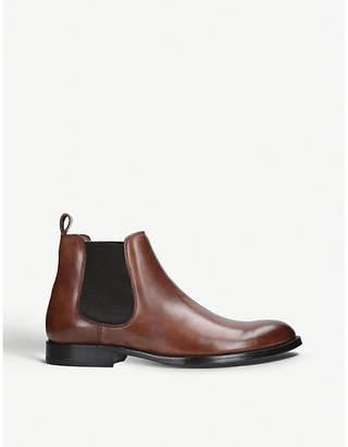 Kurt Geiger London Laurence leather chelsea boots