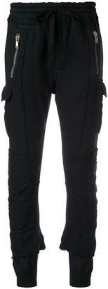 Haider Ackermann tapered sweatpants