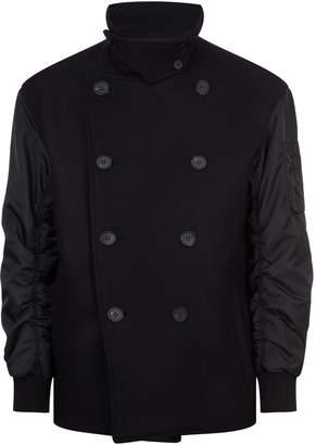 Wooyoungmi Ruffle Sleeve Jacket
