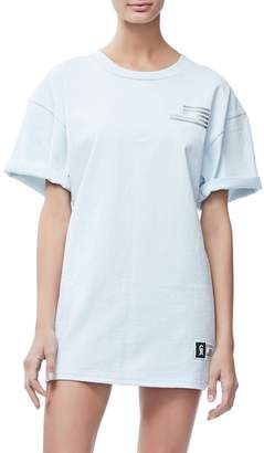 Ga Sale Goodies Iridescent Cinched Waist Squad Tee -