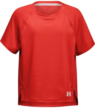 Under Armour Girls' UA Infinity T-Shirt