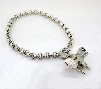 Bumble Bee Will Bishop Jewellery Design Silver Bracelet