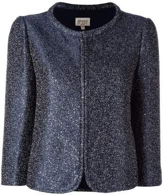 Armani Collezioni glitter jacket