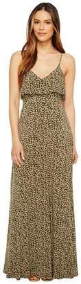 MICHAEL Michael Kors Finley Flounce Maxi Women's Dress