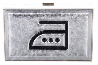 Anya Hindmarch Imperial Iron clutch w/ Tags