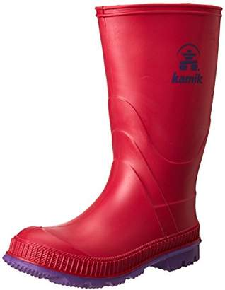 Kamik STOMP/YOUTH/PUR/6149 Rain Boot