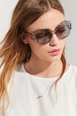 Urban Outfitters Tori Translucent Square Sunglasses