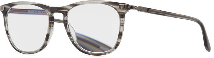 Barton Perreira Men's Lautner Acetate Reading Glasses-3.0