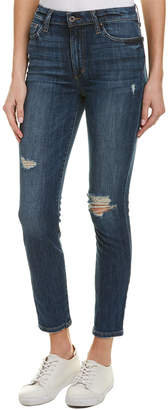 Joe's Jeans The Charlie Tandy High-Rise Skinny Ankle Cut