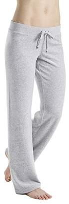 Juicy Couture Black Label Women's Velour Mar Vista Bootcut Pant