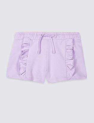 Marks and Spencer Cotton Rich Shorts (3 Months - 7 Years)