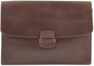 Bill Amberg Leather travel bag