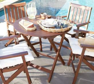 Pottery Barn Chatham Folding Bistro Table