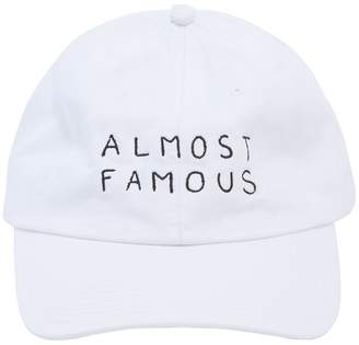 Almost Famous NASASEASONS 刺繍入り野球帽