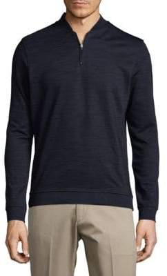Vince Camuto Half-Zip Sweater