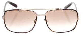 Tom Ford Martine Aviator Sunglasses