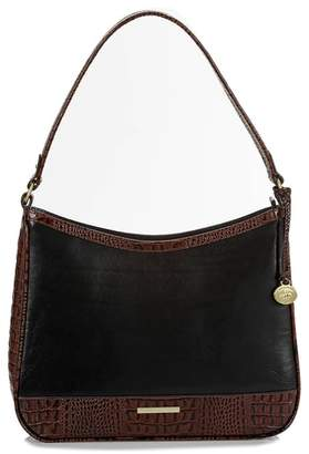Brahmin Noelle Leather Hobo Bag