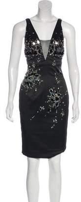 Mandalay Sleeveless Embellished Dress