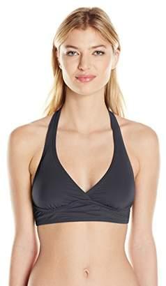 Anne Cole Women's Halter Bikini Swim Top