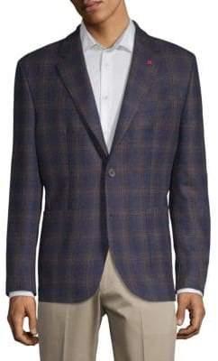 Ganflugal Wool-Blend Suit Jacket