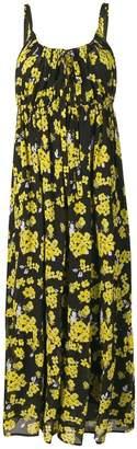 MICHAEL Michael Kors Fleu crepe dress