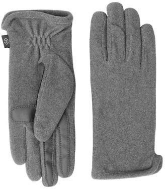 Isotoner Soft Fleece Touchscreen Gloves