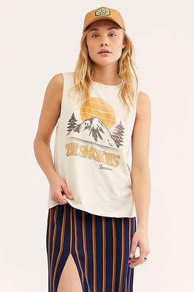 Mate The Label Smokies Muscle Tank