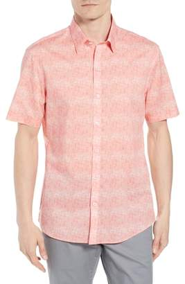 Zachary Prell Regular Fit Woven Shirt