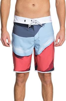 Quiksilver Highline Resin Board Shorts