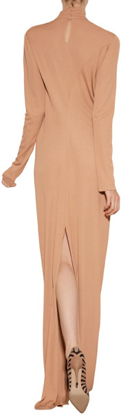 Vionnet Draped Evening Gown