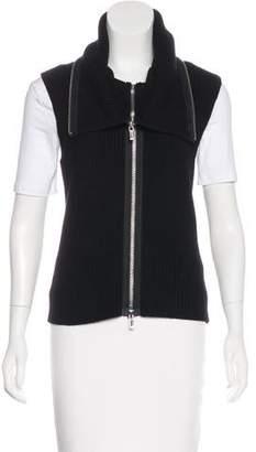 Michael Kors Wool Knit Vest