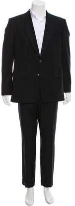 Dries Van Noten Wool & Cashmere-Blend Suit