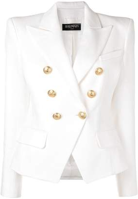 Balmain buttoned blazer