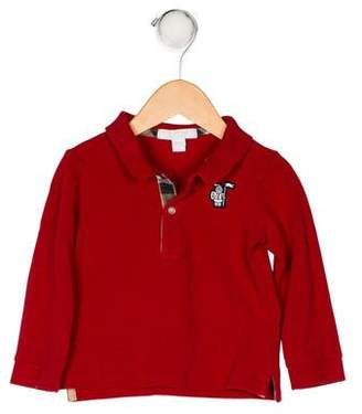 Burberry Boys' Polo Shirt