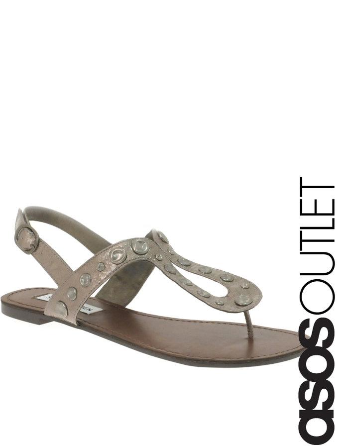 Steve Madden Stud Detail Sandal